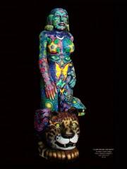 art visionnaire Amazonie